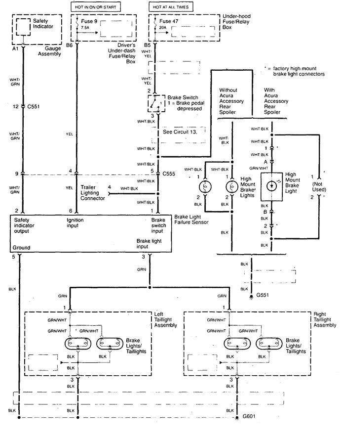 [DIAGRAM] 2004 Acura Tl Wiring Diagram FULL Version HD