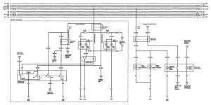 Acura Vigor (1993)  wiring diagrams  interior lighting