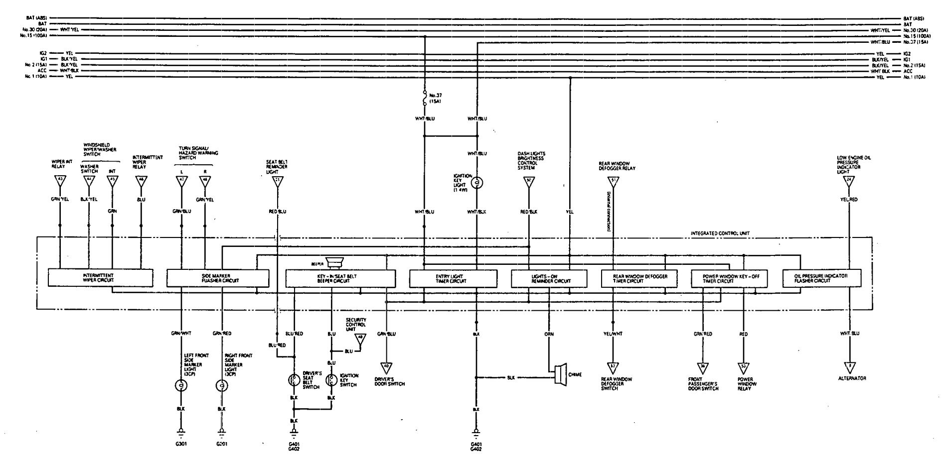 Acura Vigor Motor Diagram Wiring Diagrams.Acura Integra