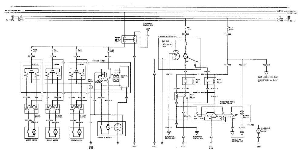 medium resolution of acura vigor wiring diagram wiring diagram database acura vigor 1992 radio wiring diagram acura vigor wiring diagram