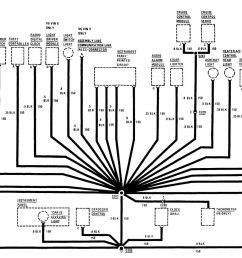 buick century wiring diagram ground distribution [ 1348 x 929 Pixel ]
