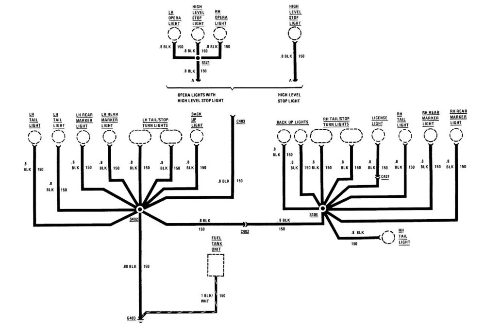 medium resolution of buick century wiring diagram ground distribution