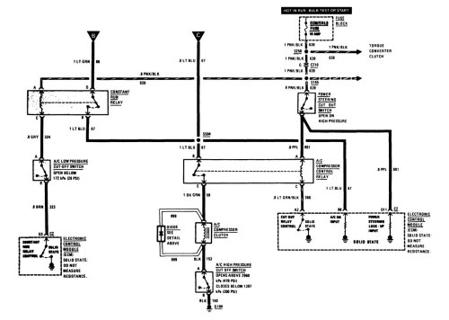 small resolution of  buick century wiring diagram hvac controls part 3