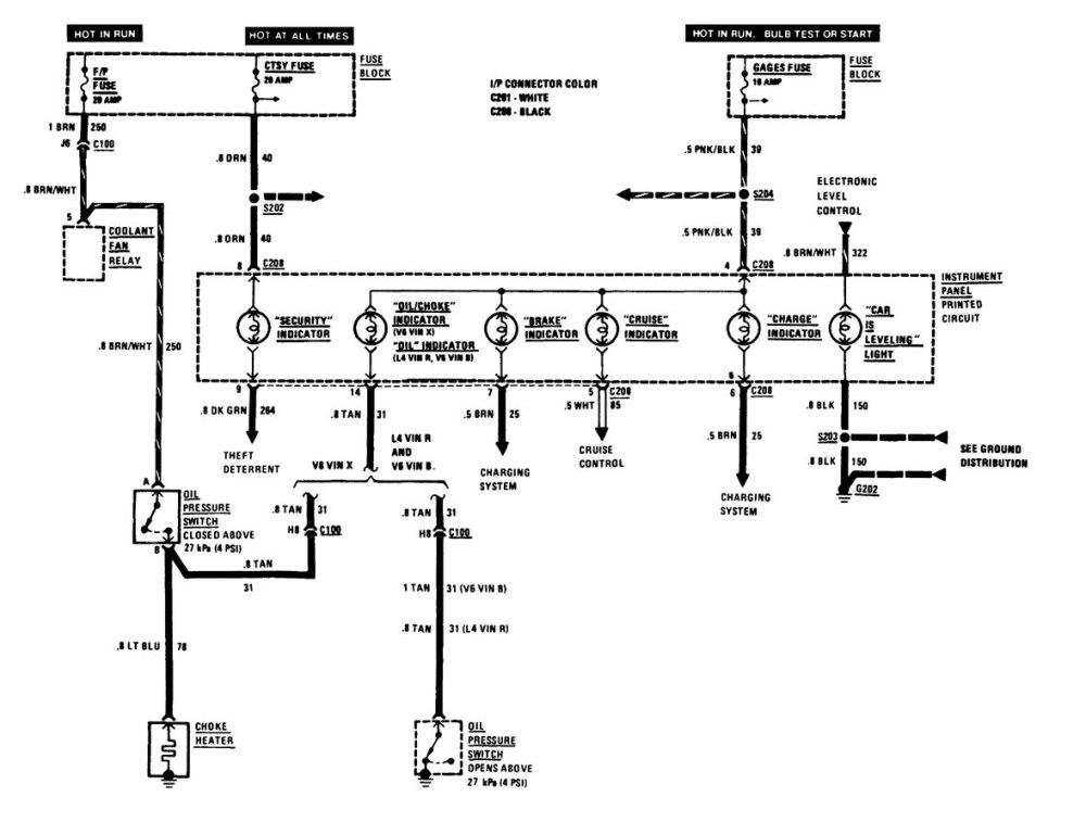 medium resolution of buick century wiring diagram instrumentation part 1