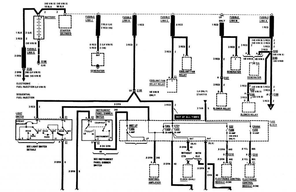 1993 Buick Century Engine Diagram : DIAGRAM 1994 Buick