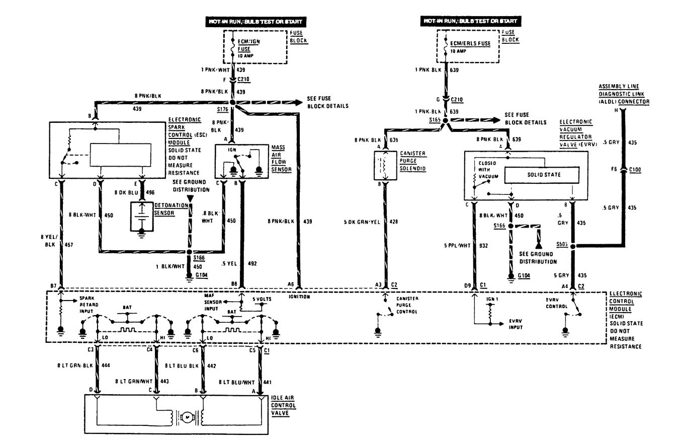 1988 Buick Park Avenue Fuse Box Auto Electrical Wiring Diagram
