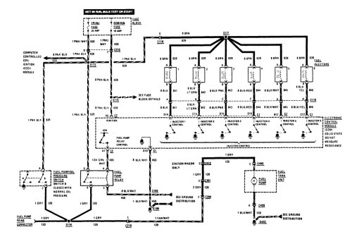 small resolution of  buick century wiring diagrams fuel control part 2