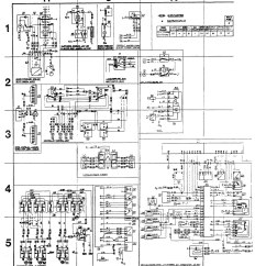 Volvo Wiring Diagram Mg Tf 244 1989 Diagrams Instrumentation