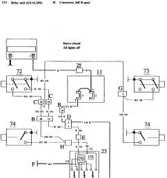1990 volvo 740 fuse diagram trusted wiring diagram [ 856 x 1191 Pixel ]