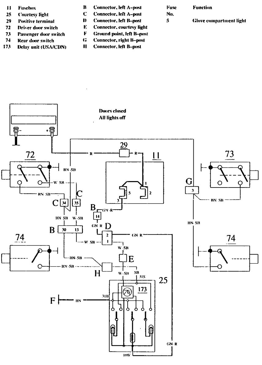 hight resolution of 1990 volvo 740 fuse diagram trusted wiring diagram