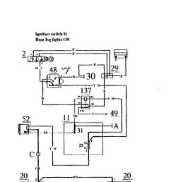 volvo lights wiring diagram wiring diagram img volvo 240 wiring lights data diagram schematic volvo 240 [ 657 x 1235 Pixel ]