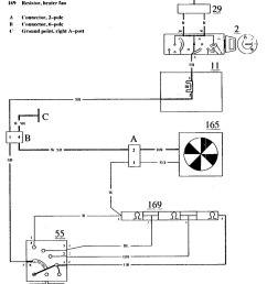 volvo 740 1990 wiring diagrams heater carknowledge 1990 volvo 240 wiring diagram [ 820 x 1192 Pixel ]