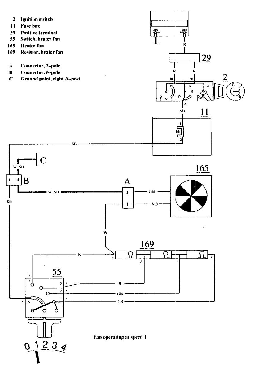 hight resolution of volvo 740 1990 wiring diagrams heater carknowledge 1990 volvo 240 wiring diagram
