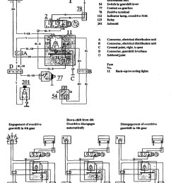 volvo 740 1991 wiring diagrams overdrive controls carknowledge rh carknowledge info 1991 volvo 740 radio wiring [ 952 x 1430 Pixel ]