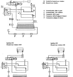 volvo 740 1990 wiring diagrams rear window defogger volvo fuel pump wiring diagram volvo vn wiring [ 869 x 1189 Pixel ]