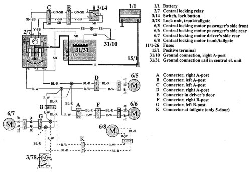 small resolution of 1992 volvo 240 wiring schematic wiring library