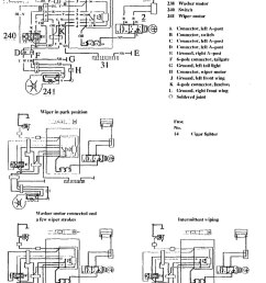 volvo 940 electrical diagram wiring diagram today volvo 740 wiring diagram 1991 volvo 740 wiring diagrams [ 907 x 1267 Pixel ]