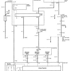 Car Charging System Wiring Diagram Bohr Model Acura Tl 2006 Diagrams