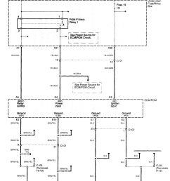 acura tl wiring diagram fuel control part 1  [ 1471 x 1723 Pixel ]