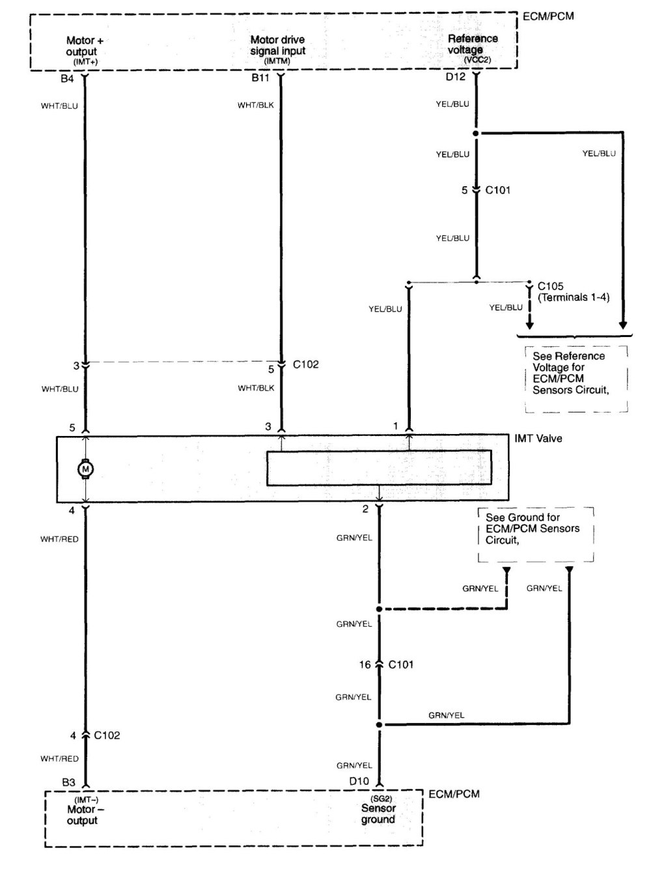 medium resolution of  acura tl wiring diagram fuel control part 17