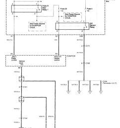 acura tl wiring diagram fuel control part 7  [ 1477 x 1791 Pixel ]