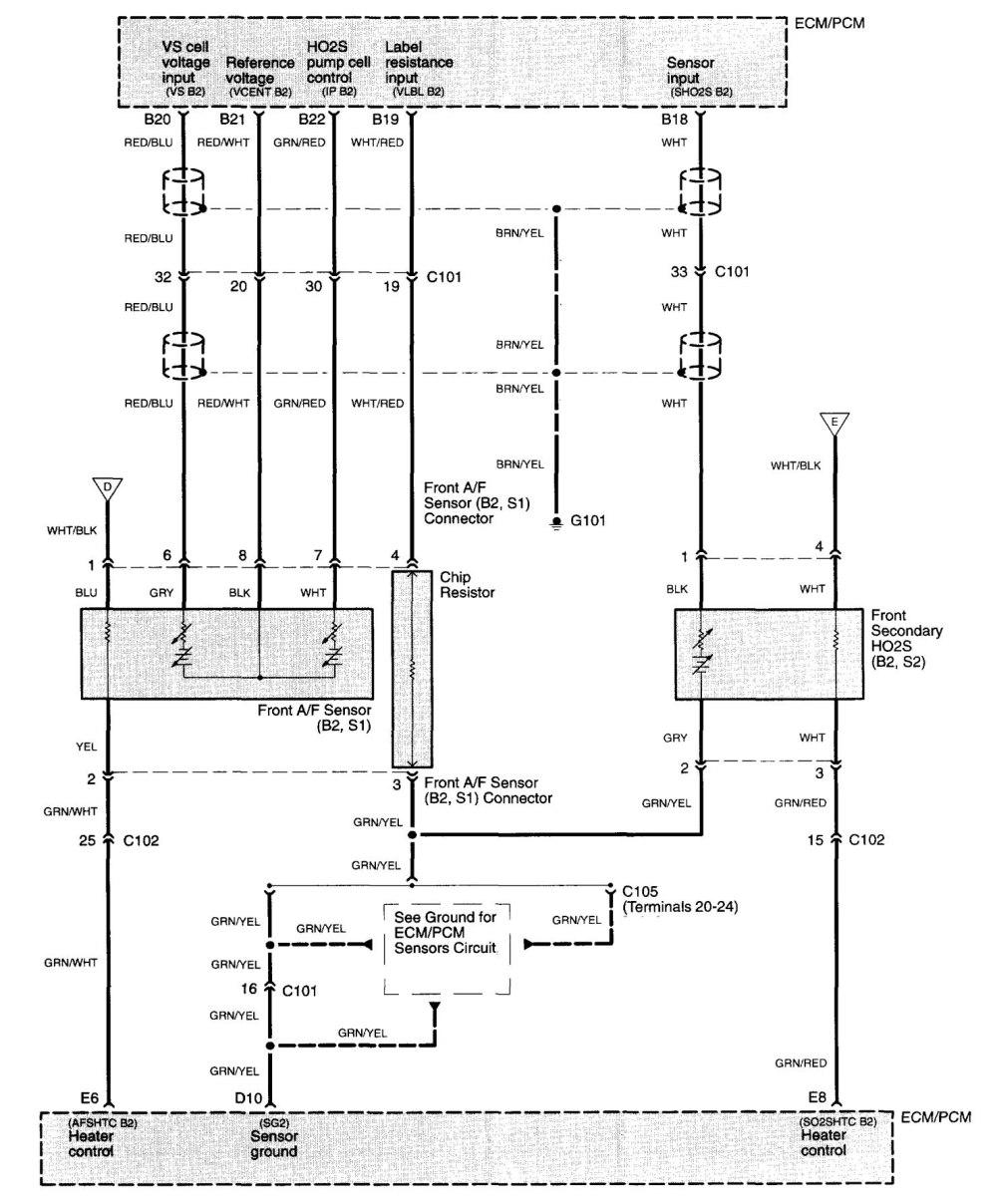 medium resolution of  acura tl wiring diagram fuel control part 8