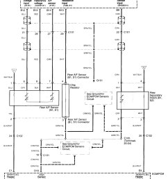 acura tl speaker wire diagram lowe boat trailer wiring diagram 2007 acura rdx ac wiring diagram [ 1475 x 1732 Pixel ]