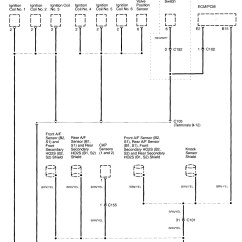 Acura Tl Speaker Wiring Diagram 2000 Yamaha R6 Tail Light 03 Injectro Wireing 33