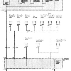 2004 Acura Tl Fuse Diagram Youth Basketball Court Dimensions 2003 Wiring Diagrams Ground