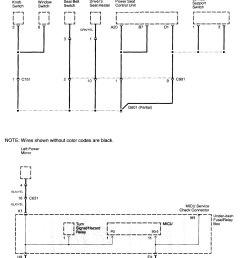 1997 acura tl seat wiring detailed schematics diagram 1995 acura tl 1996  acura tl
