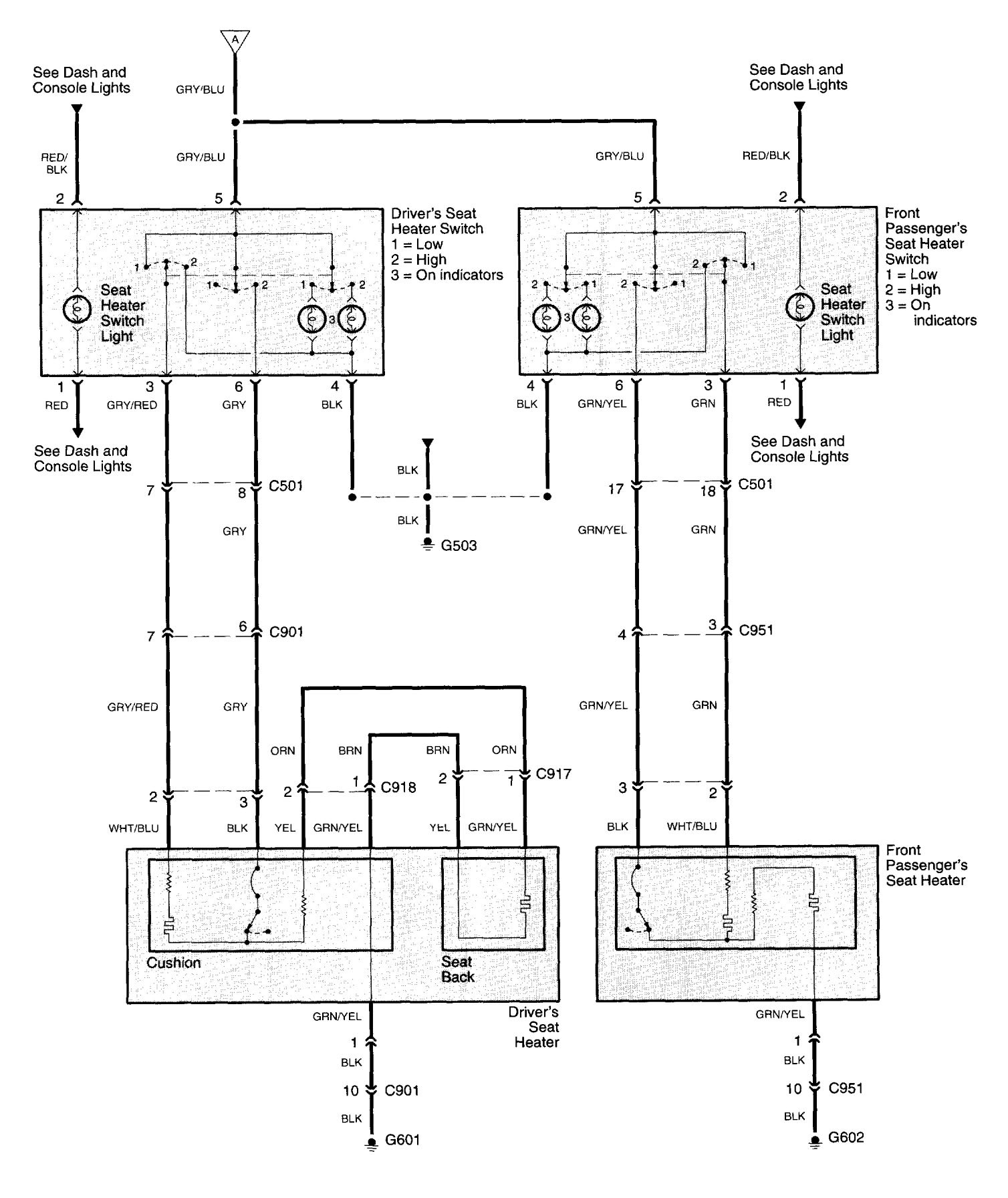 Heated Seat Wiring Diagram 2006 Cobalt • Wiring Diagram