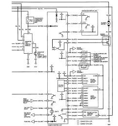 acura tl wiring diagram hvac control part 2  [ 1411 x 1691 Pixel ]