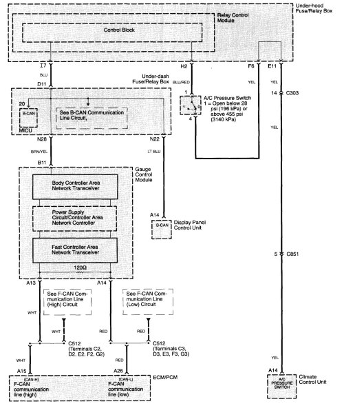small resolution of  acura tl wiring diagram hvac controls part 8