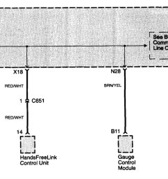 acura tl wiring diagram navigation system part 4 acura  [ 1547 x 736 Pixel ]