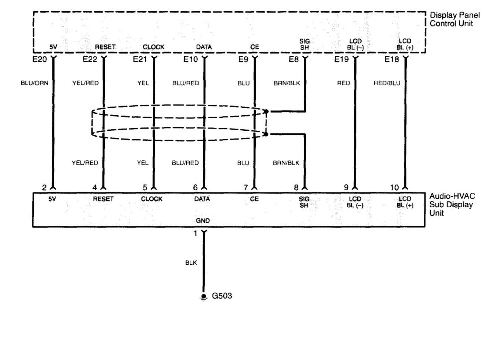 medium resolution of acura tl 2006 wiring diagram navigation system 2000 acura tl wiring diagram 2006 acura tsx wiring diagram