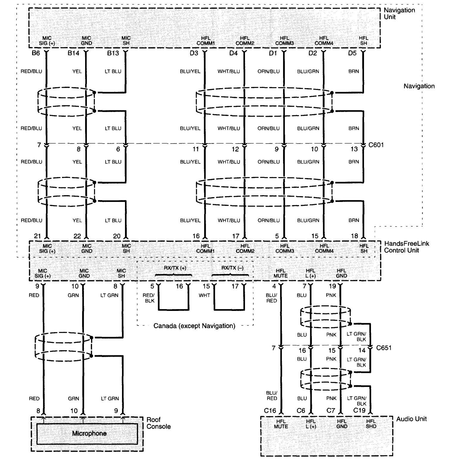 [DIAGRAM] 2008 Acura Tl Wiring Diagram Systems FULL