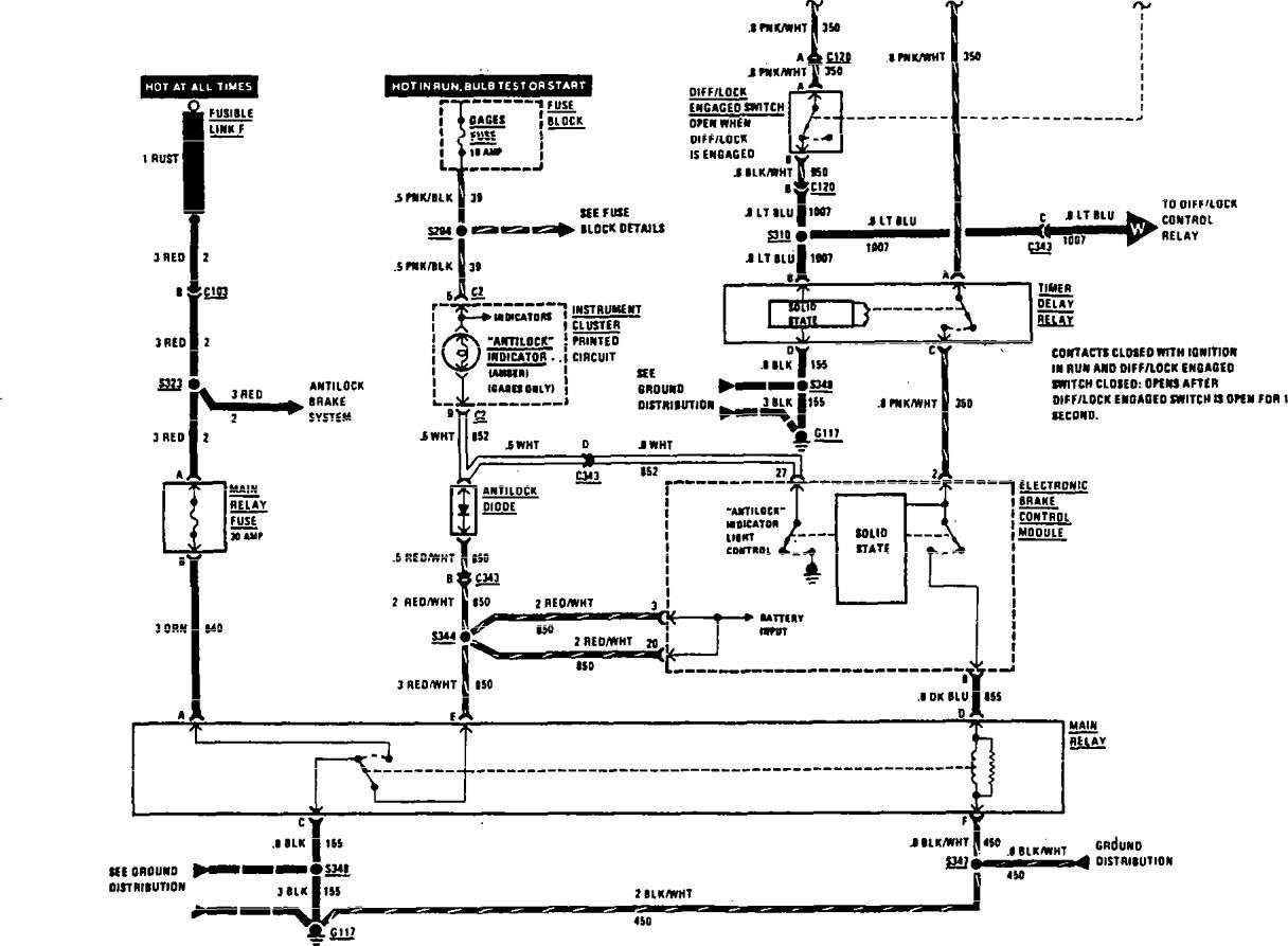 1991 buick century fuse box diagram