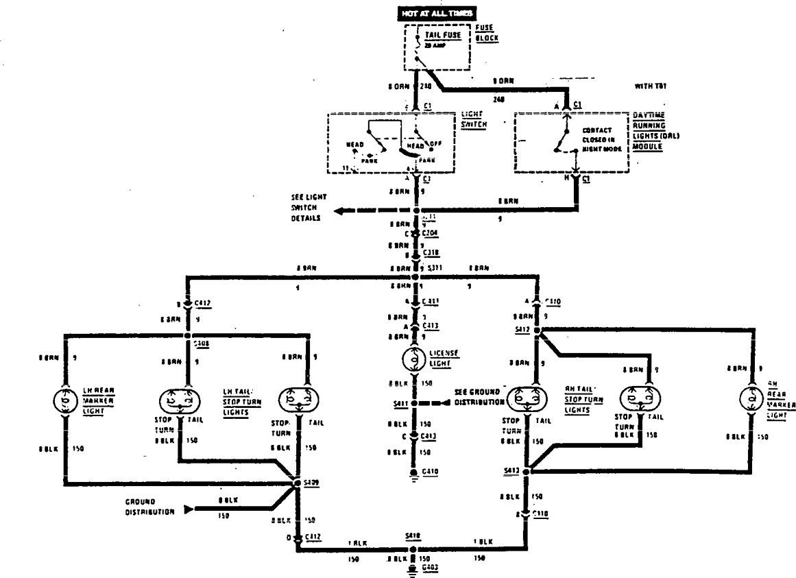1990 Buick Century Wiring Diagram Auto Electrical Audi A3 Xenon Related With