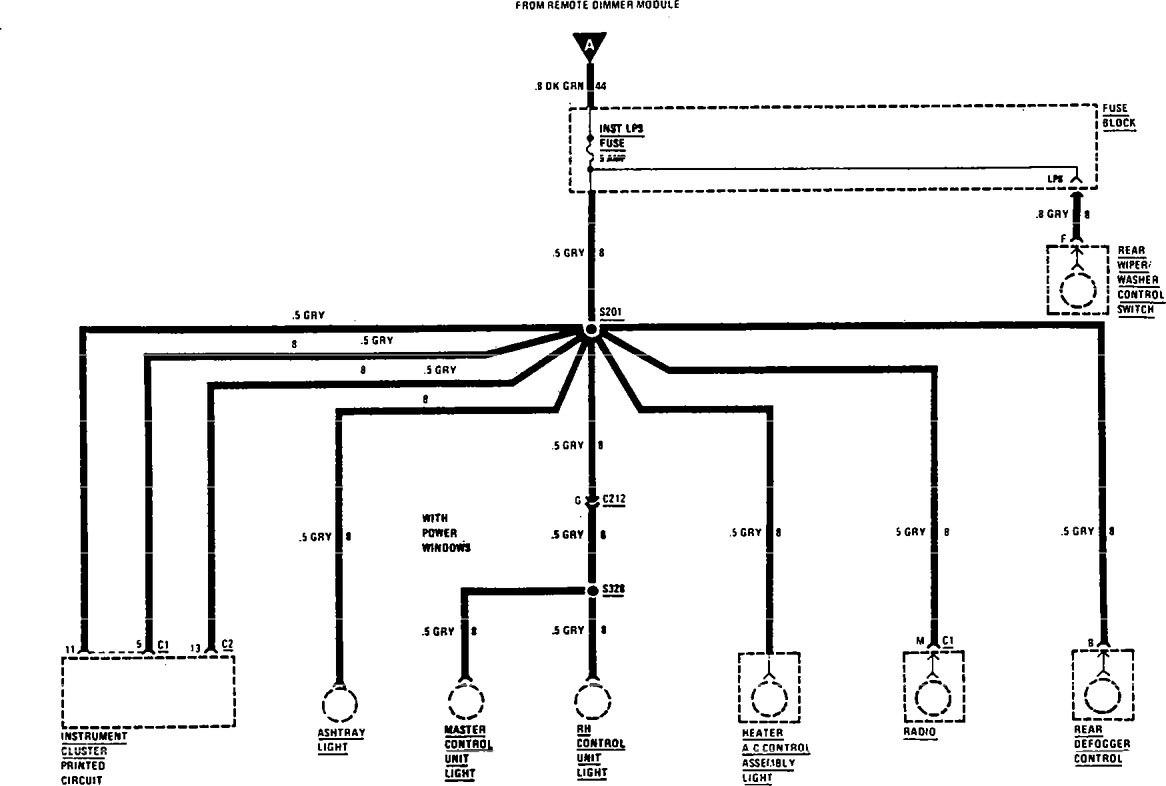Buick Century Headlight Switch Wiring Images