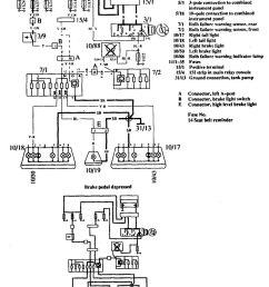 volvo 760 1990 wiring diagrams stop lamp carknowledge [ 922 x 1225 Pixel ]