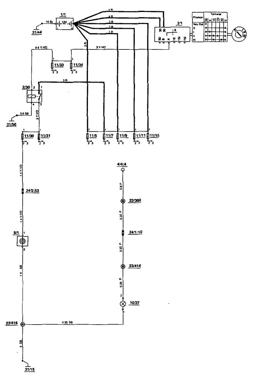 1995 Volvo 960 Radio Wiring Diagram 2000 Volvo V70 Wiring