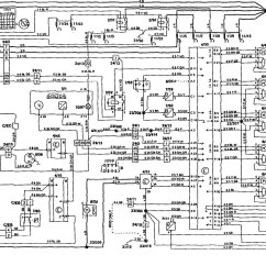 Volvo Wiring Diagram 1988 Honda Accord 850 1995 Diagrams Hvac Controls