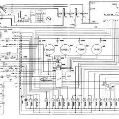 Volvo Wiring Diagrams 850 Human Spine Diagram 1996 Instrumentation