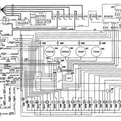Volvo Wiring Diagrams 850 2002 Honda Civic Dx Radio Diagram 1994 Instrumentation