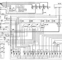 Volvo Wiring Diagrams 850 4 Wire O2 Sensor Diagram 1996 Instrumentation