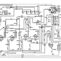 Volvo Wiring Diagrams 850 Snapper Push Mower Parts Diagram 1995 Interior Lighting