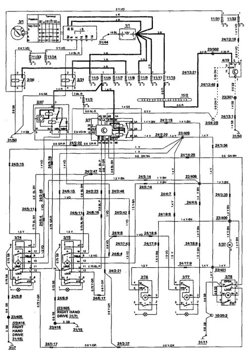 small resolution of nice volvo 850 radio wiring diagram illustration best images for volvo semi truck