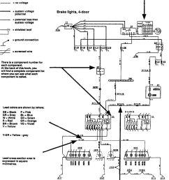 volvo 850 1994 1996 wiring diagrams symbol id [ 824 x 1087 Pixel ]