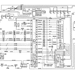 Volvo Wiring Diagrams 850 1987 Mazda B2200 Diagram 1995 Traction Controls