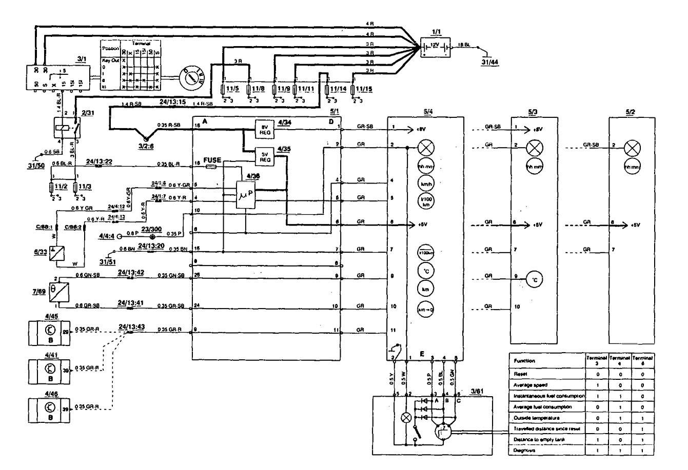 volvo wiring diagrams 850 220 to 110 diagram 1996 master electric motor